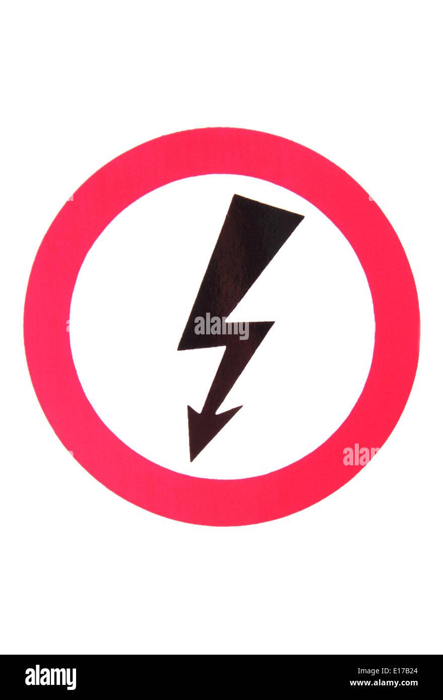 High voltage hazard high voltage danger sign electrical symbol high voltage hazard high voltage danger sign electrical symbol black thunder and red circle buycottarizona