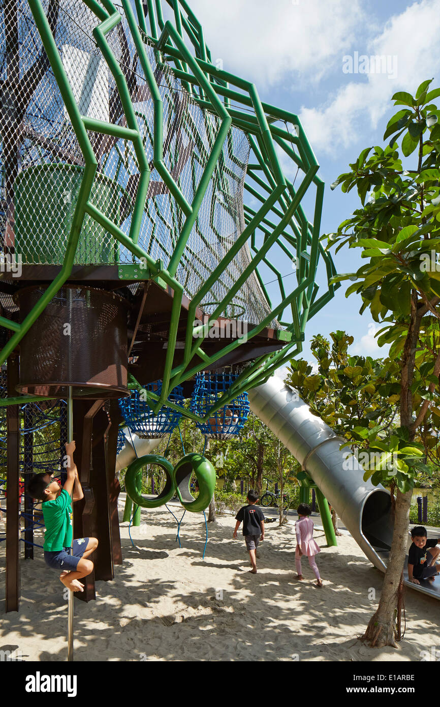 gardens by the bay childrens garden singapore singapore architect grant associates