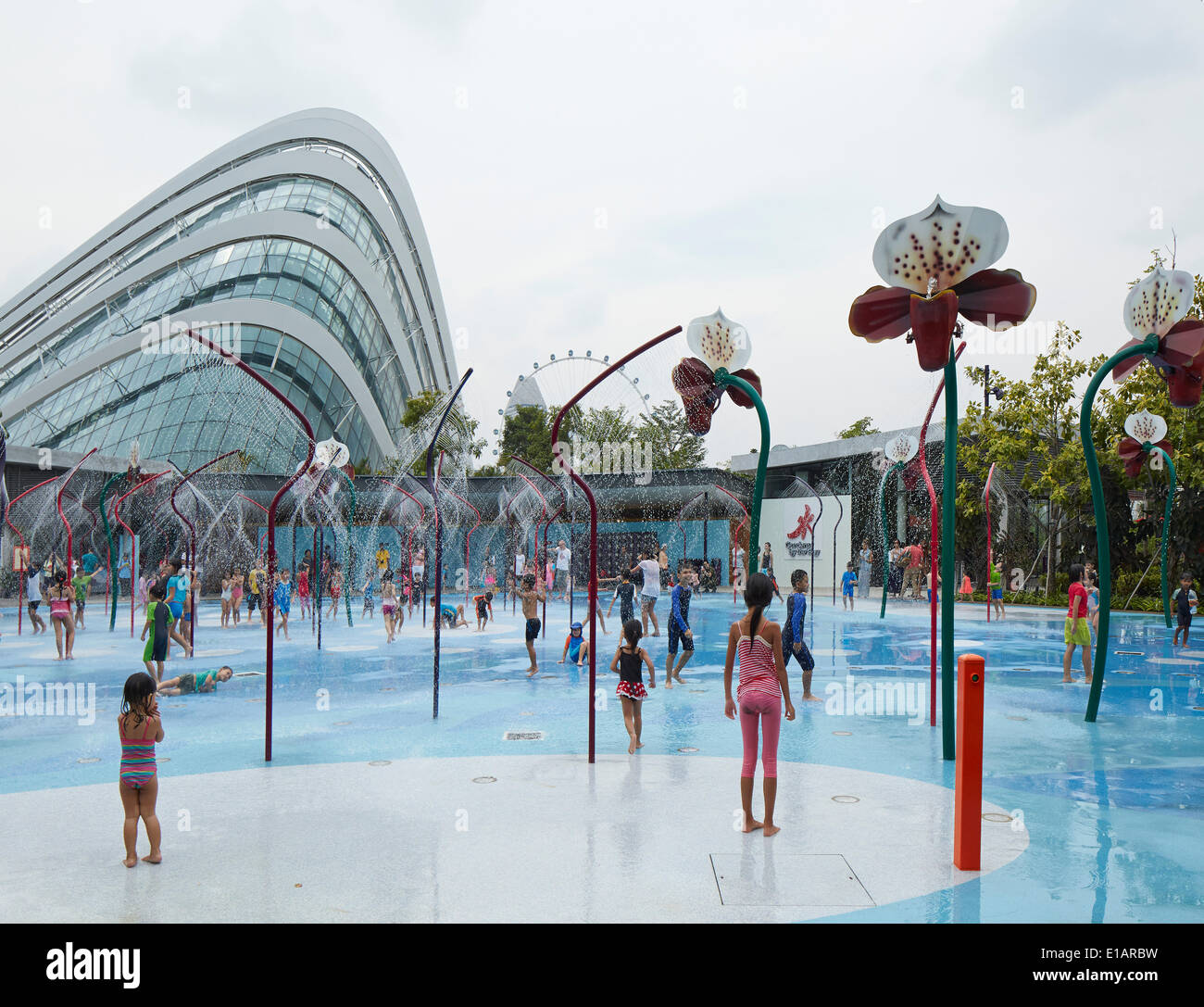 Garden By The Bay Water Park