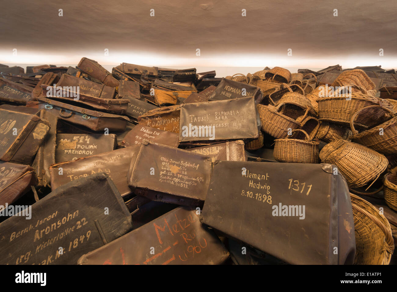 Nazi Museum Stock Photos  Nazi Museum Stock Images Alamy - Concentration camp museums in usa