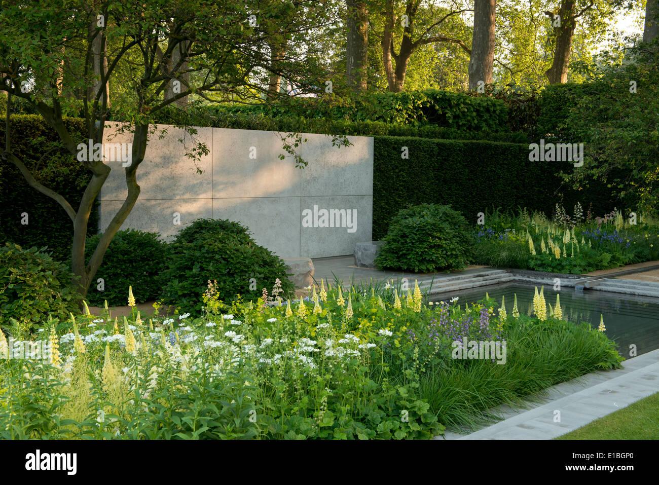 The Laurent Perrier Garden Best Show Garden Winner At The