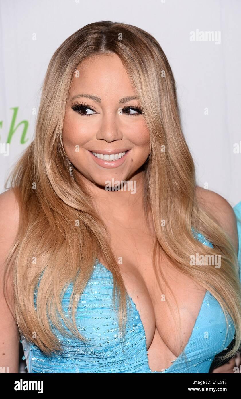 New York, NY, USA. 29t... Mariah Carey Hero