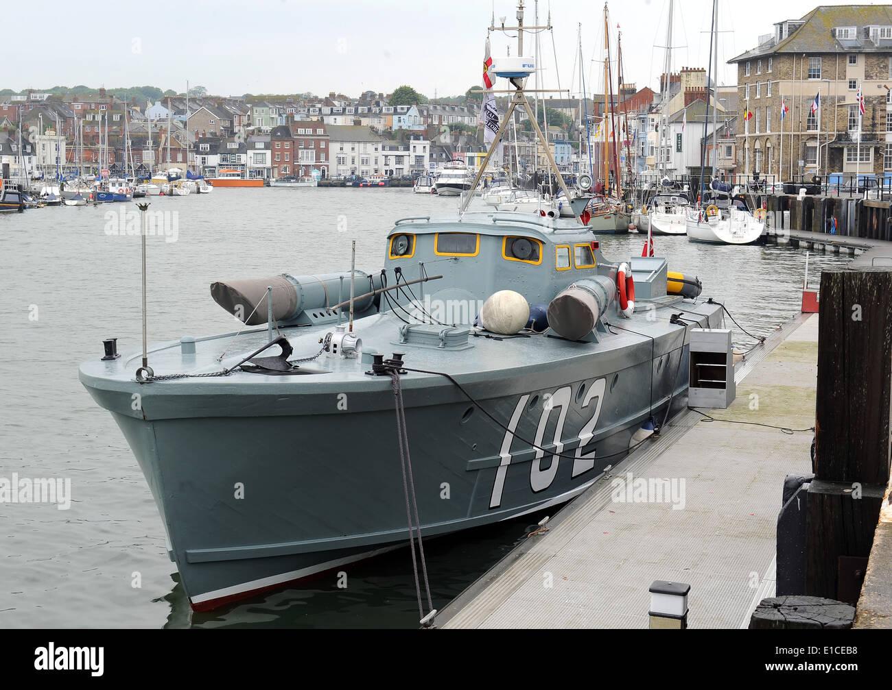 Motor Torpedo Boat Mtb 102 World War 2 Motor Torpedo