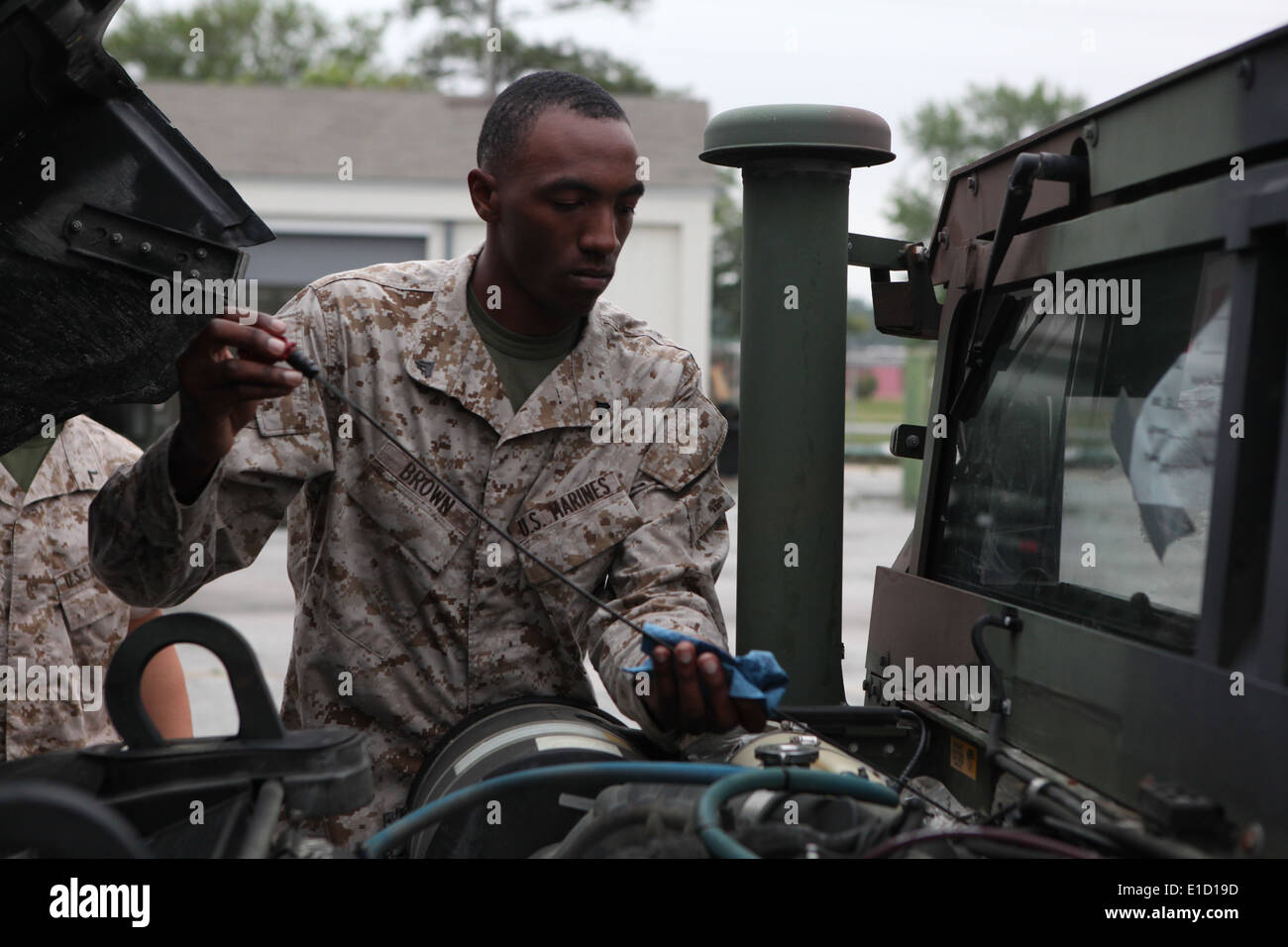 Motor t mechanic mos length for Marine corps motor t