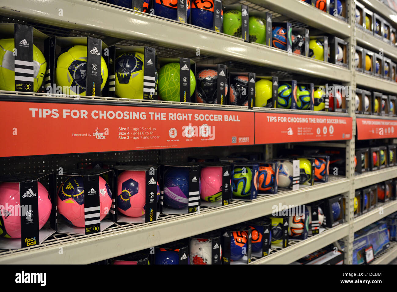 Soccer Sports Store 3