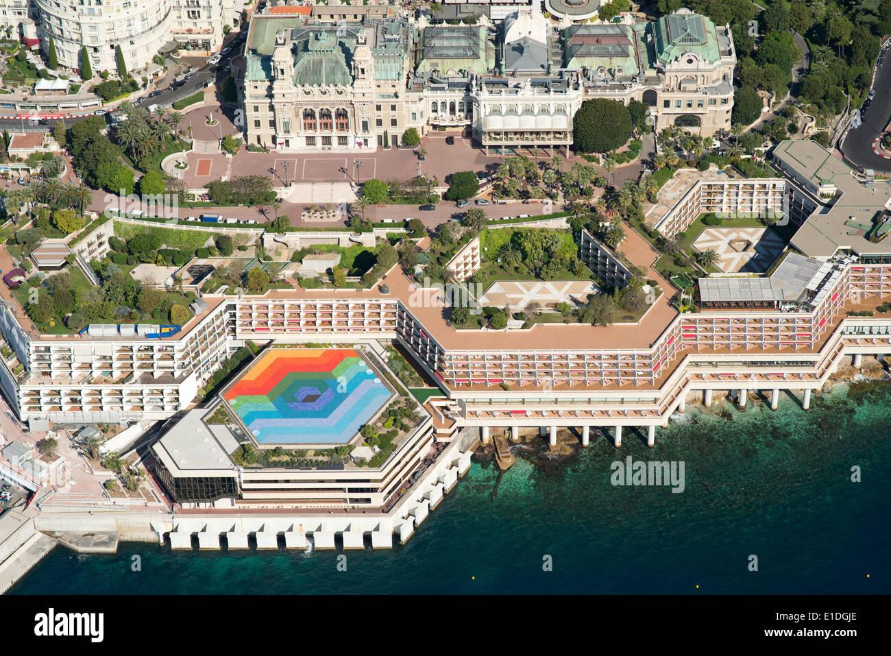 Monaco casino hotel