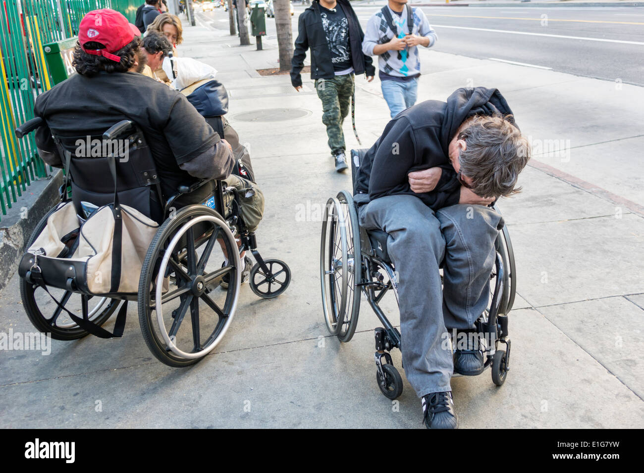 Disabled dating los angeles
