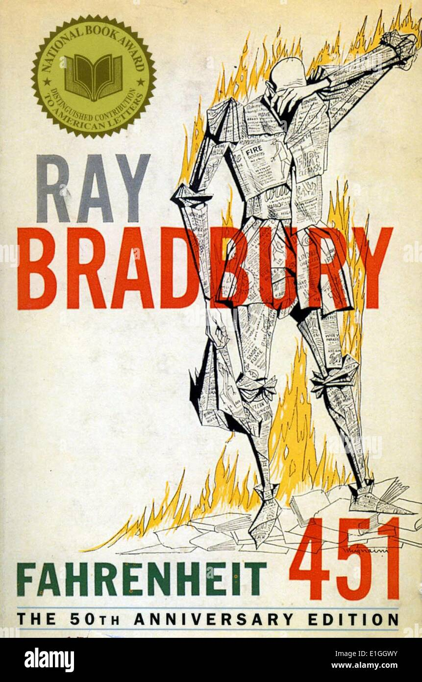the allusion in fahrenheit 451 a novel by ray bradbury Fahrenheit 451 ray bradbury table of contents plot overview summary & analysis the hearth and the salamander the hearth and the salamander continued) the.