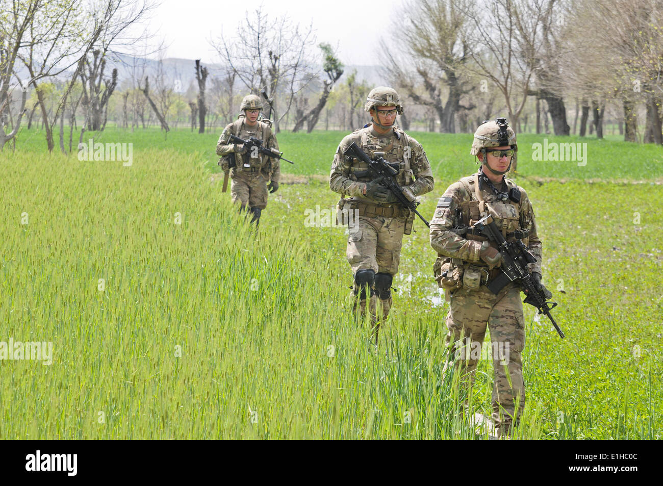 From Right, U.s. Army Staff Sgt. Tyler Rux, A Squad Leader, Sgt ...
