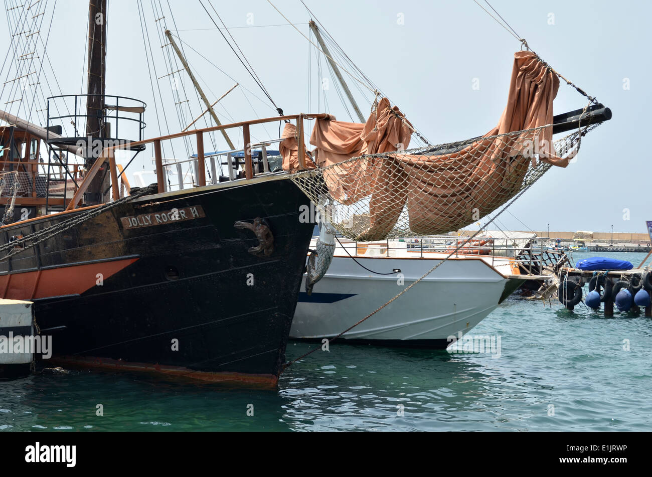 The famous 39 pirate ship of paphos habour 39 is our very own - Bateau pirate peter pan ...