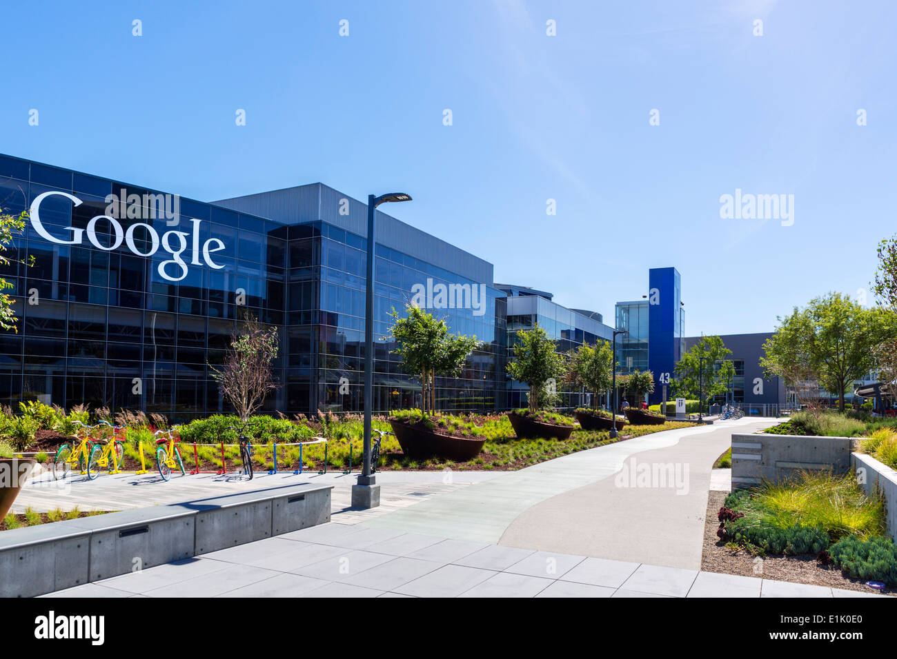 google office pictures california. google head office campus mountain view california usa stock photo pictures p