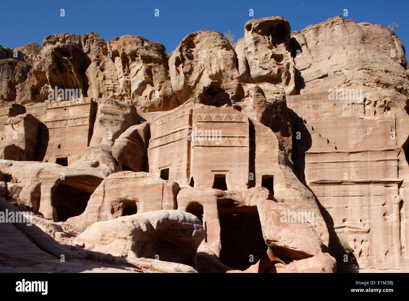 Image result for nabatean tombs