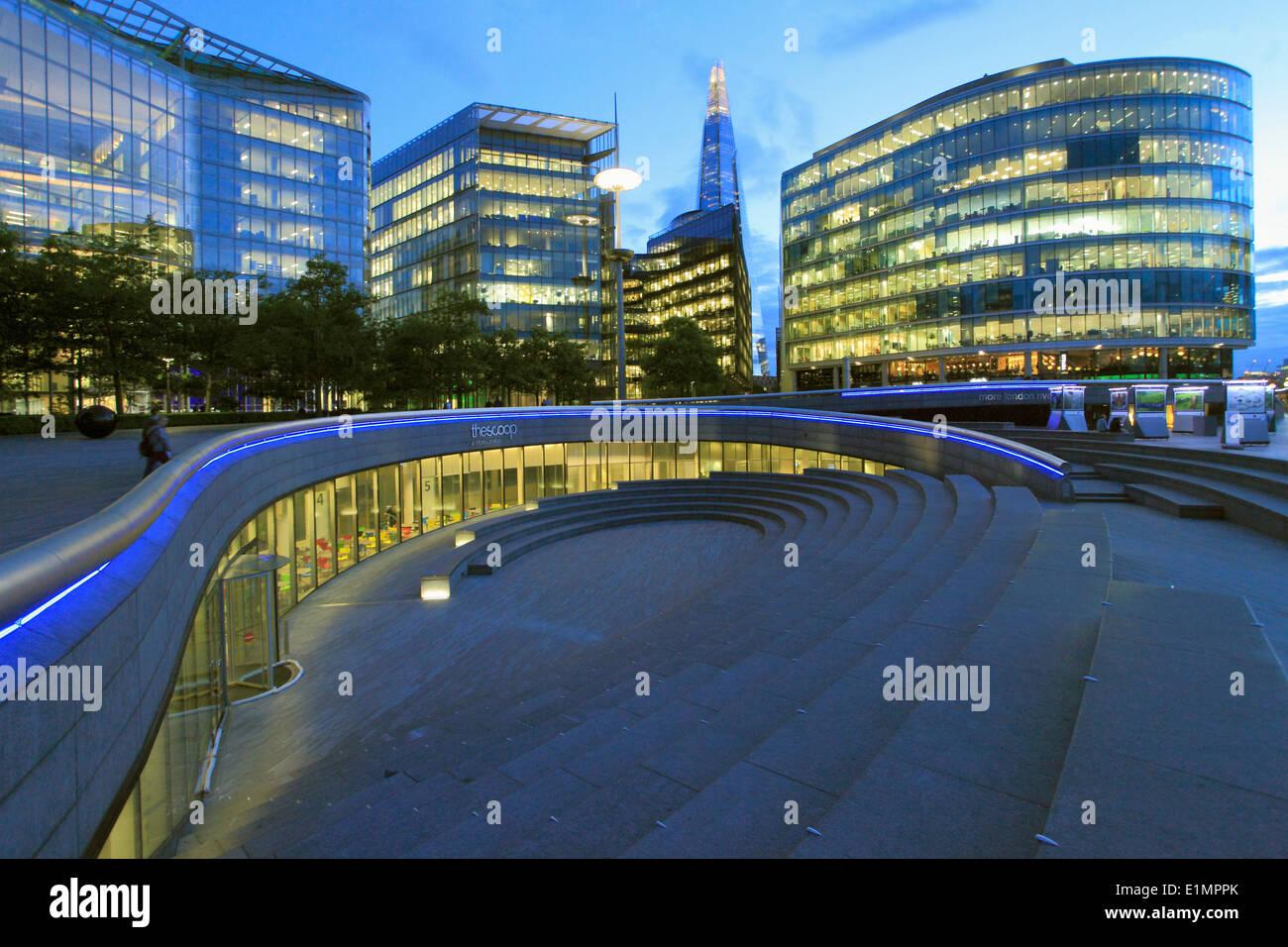 Modern Architecture London England uk, england, london, city hall area, modern architecture, the