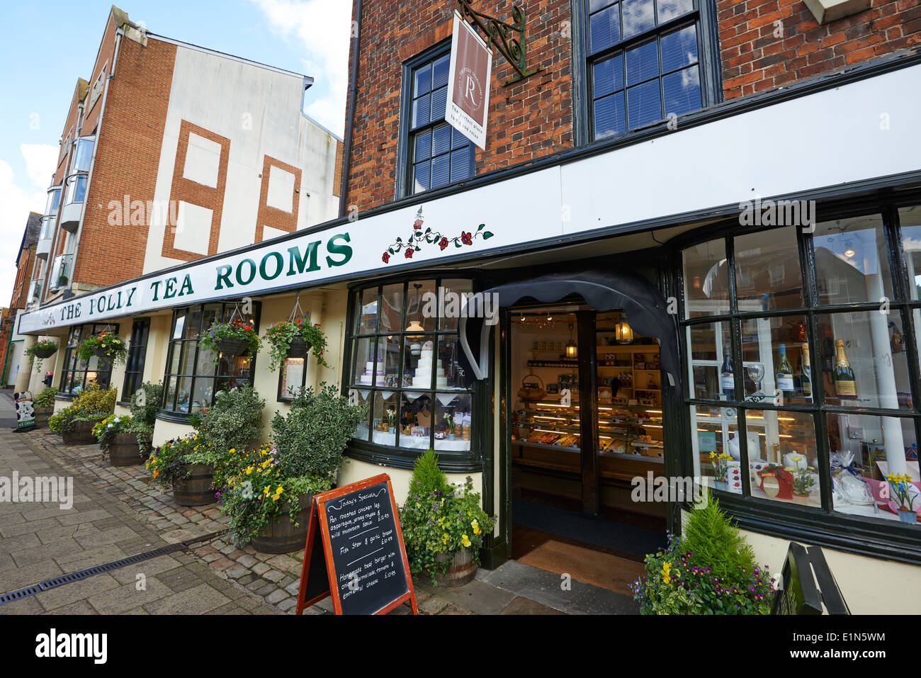 Polly Tea Rooms Marlborough