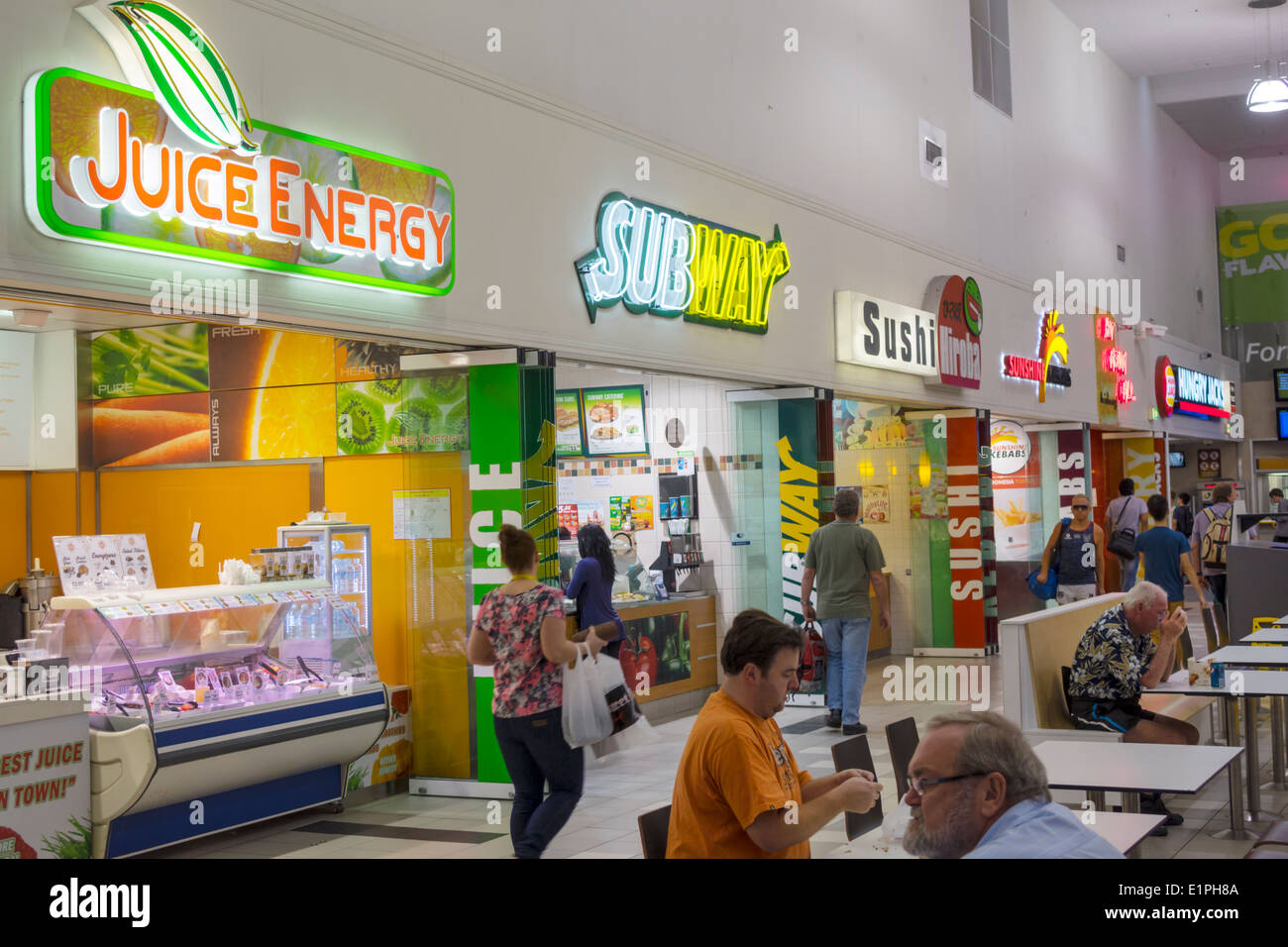 Image gallery subway juice for Australian cuisine brisbane
