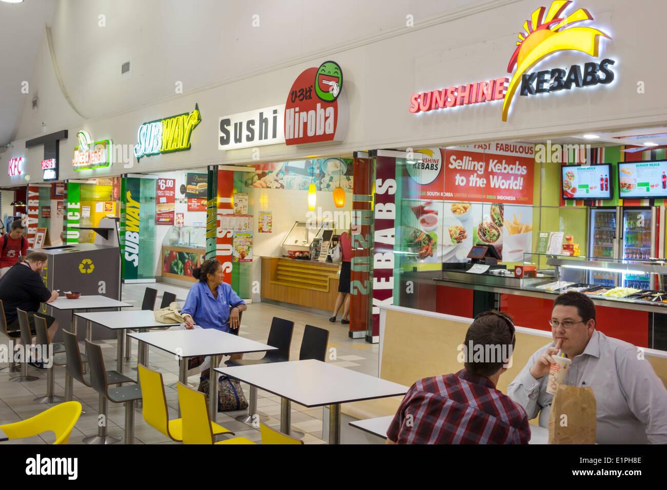 Australia queensland brisbane fortitude valley station for Australian cuisine brisbane