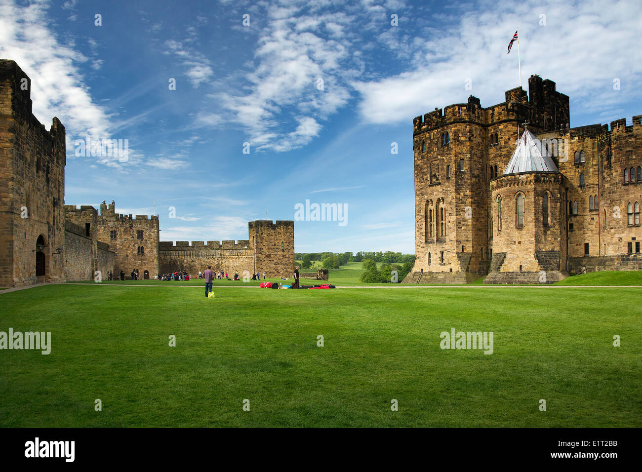 Harry potter alnwick castle pictures Complete Guide to Harry Potter Sites in Edinburgh