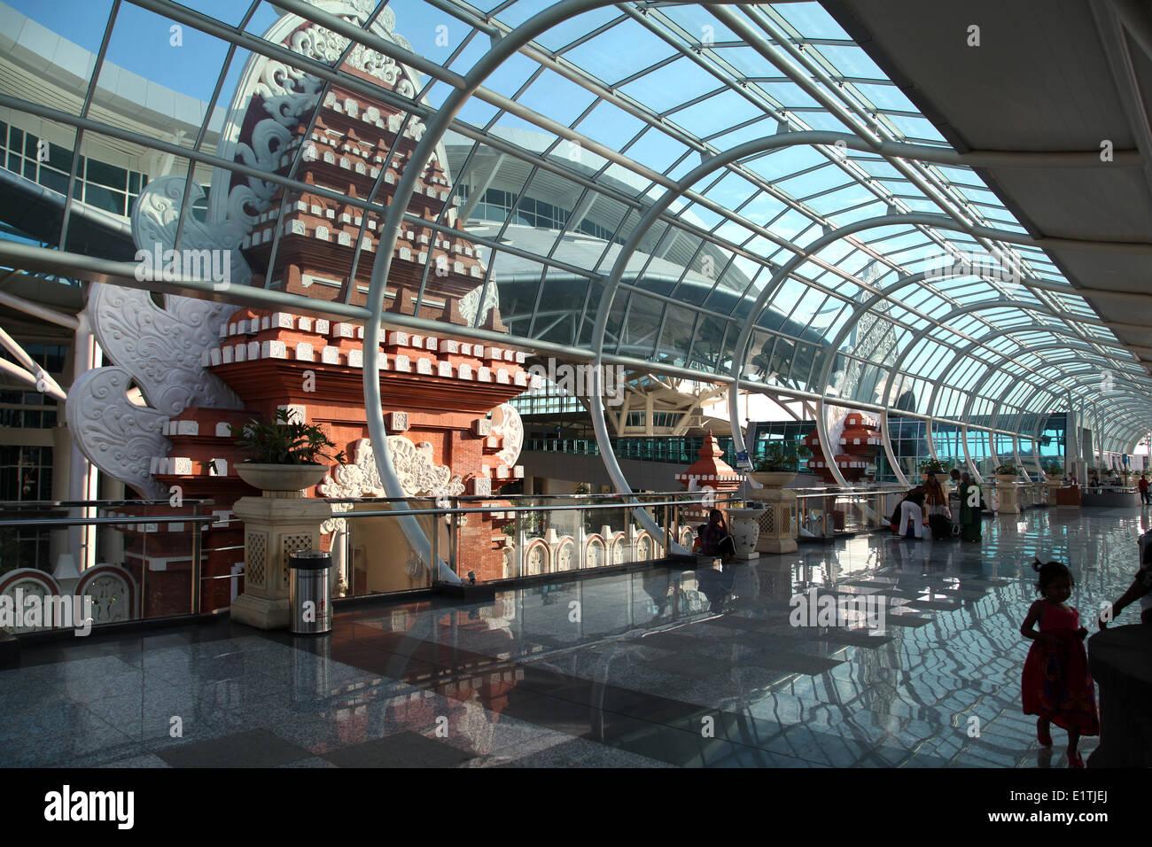 Aeroporto Denpasar : Newly rebuilt ngurah rai international airport denpasar