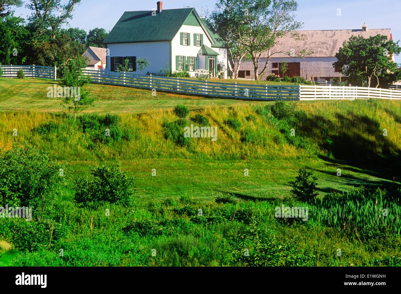 Green Gables Prince Edward Island National Park