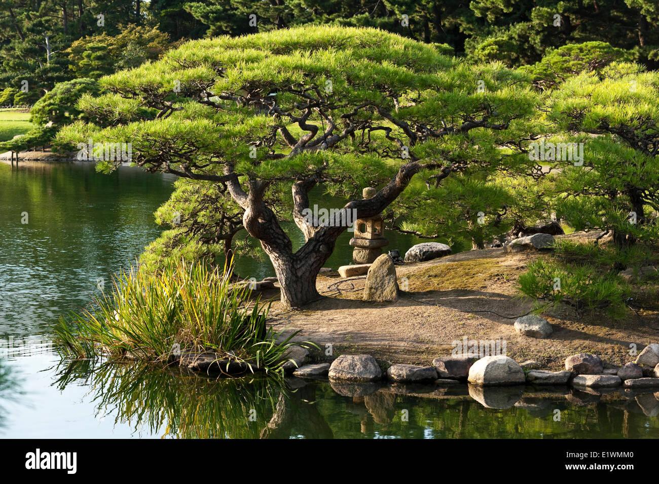 Most beautiful gardens - One The Top Three Most Beautiful Gardens In Japan Korakuen Lies To The South Okayama Castle
