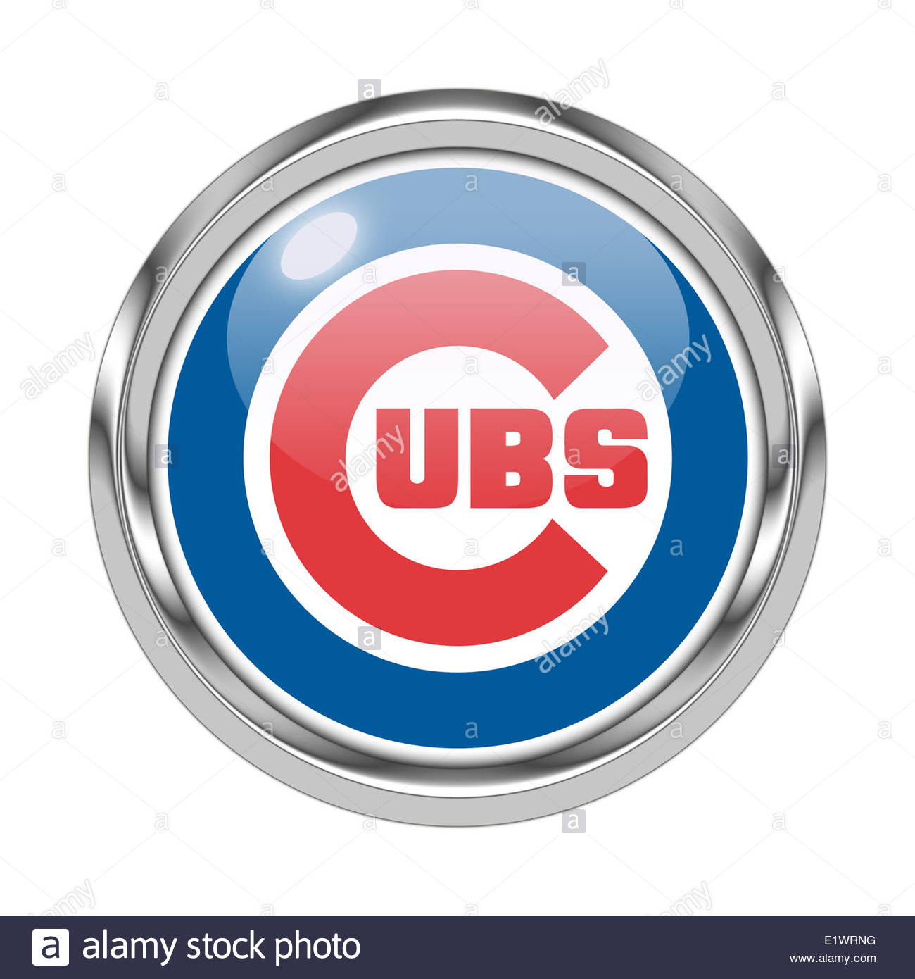 Chicago cubs icon logo isolated app button stock photo royalty chicago cubs icon logo isolated app button buycottarizona