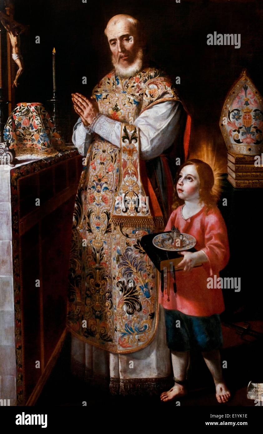 Pedro Pascual san valencia misas