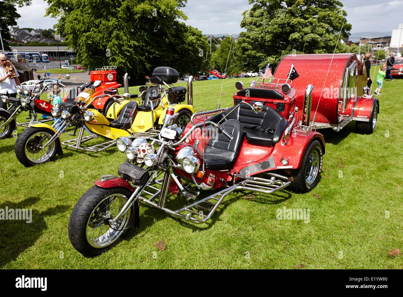 Motorcycle Transport Northern Ireland
