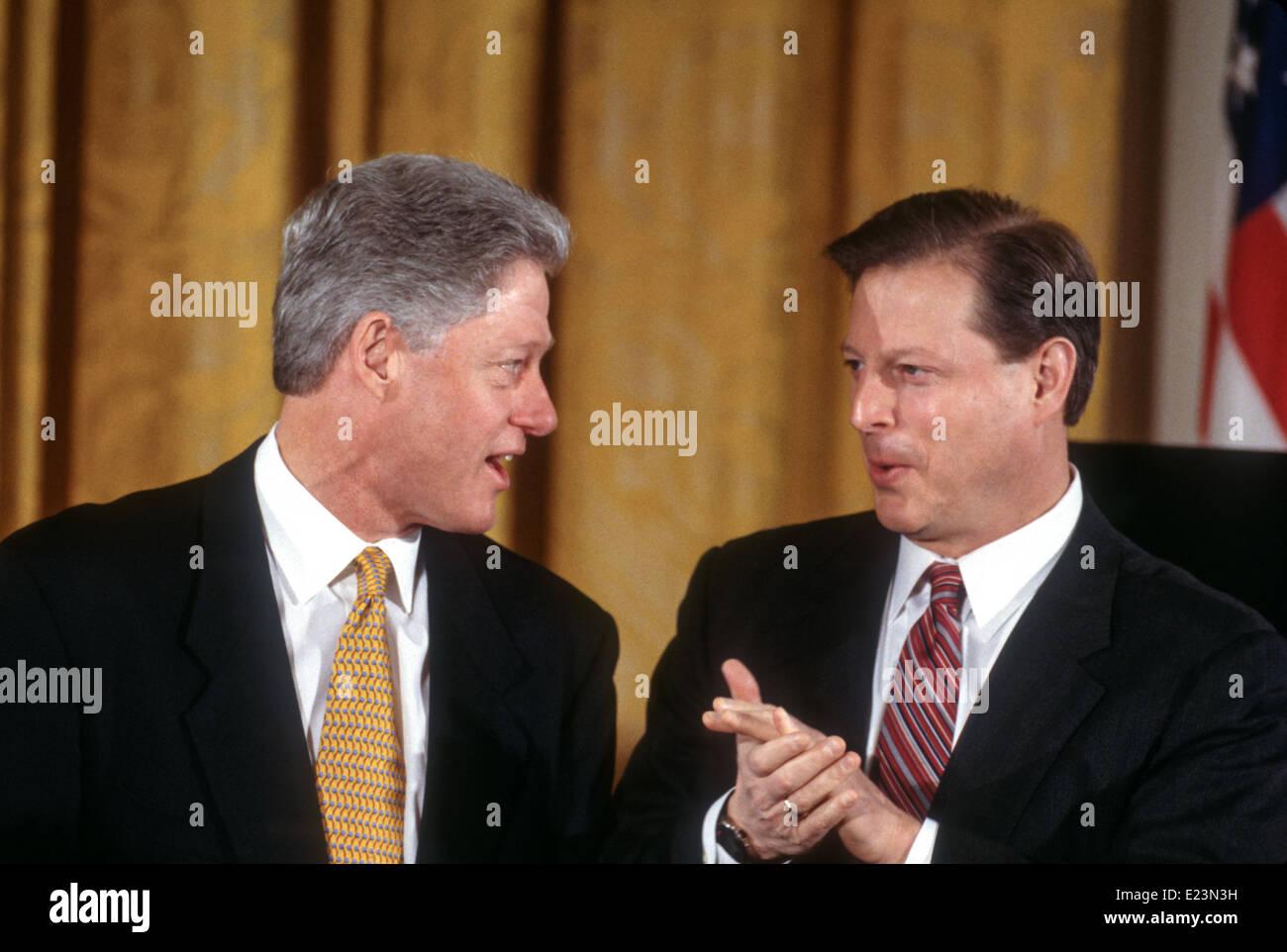 Al Gore Clinton