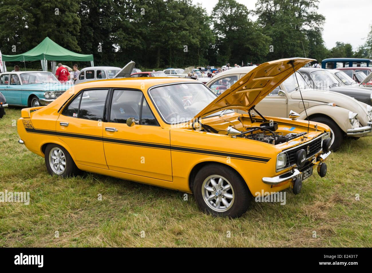 Classic Cars Gloucestershire