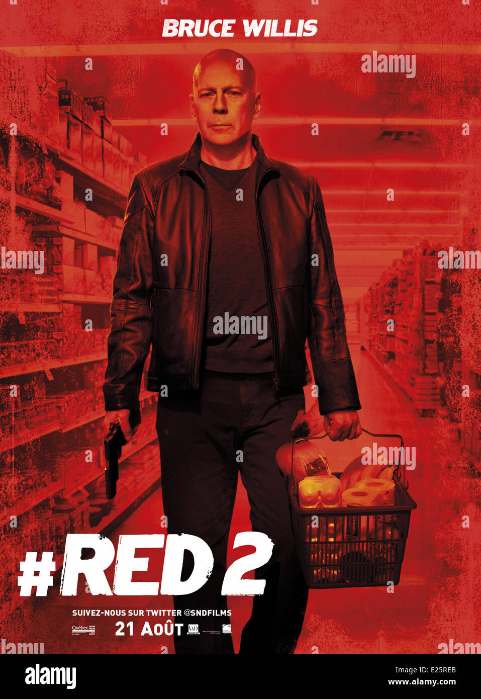 Movie stills for 'Red 2', 2013, directed by Dean Parisot ...