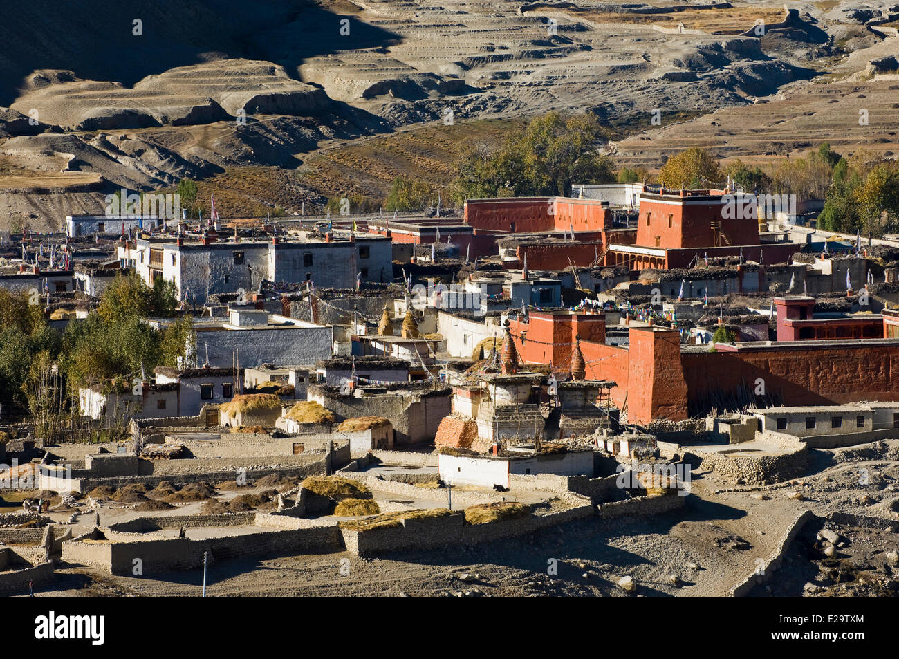 Dhawalagiri Nepal  city pictures gallery : Nepal, Dhawalagiri Zone, Mustang District former Kingdom Of Lo , Lo ...