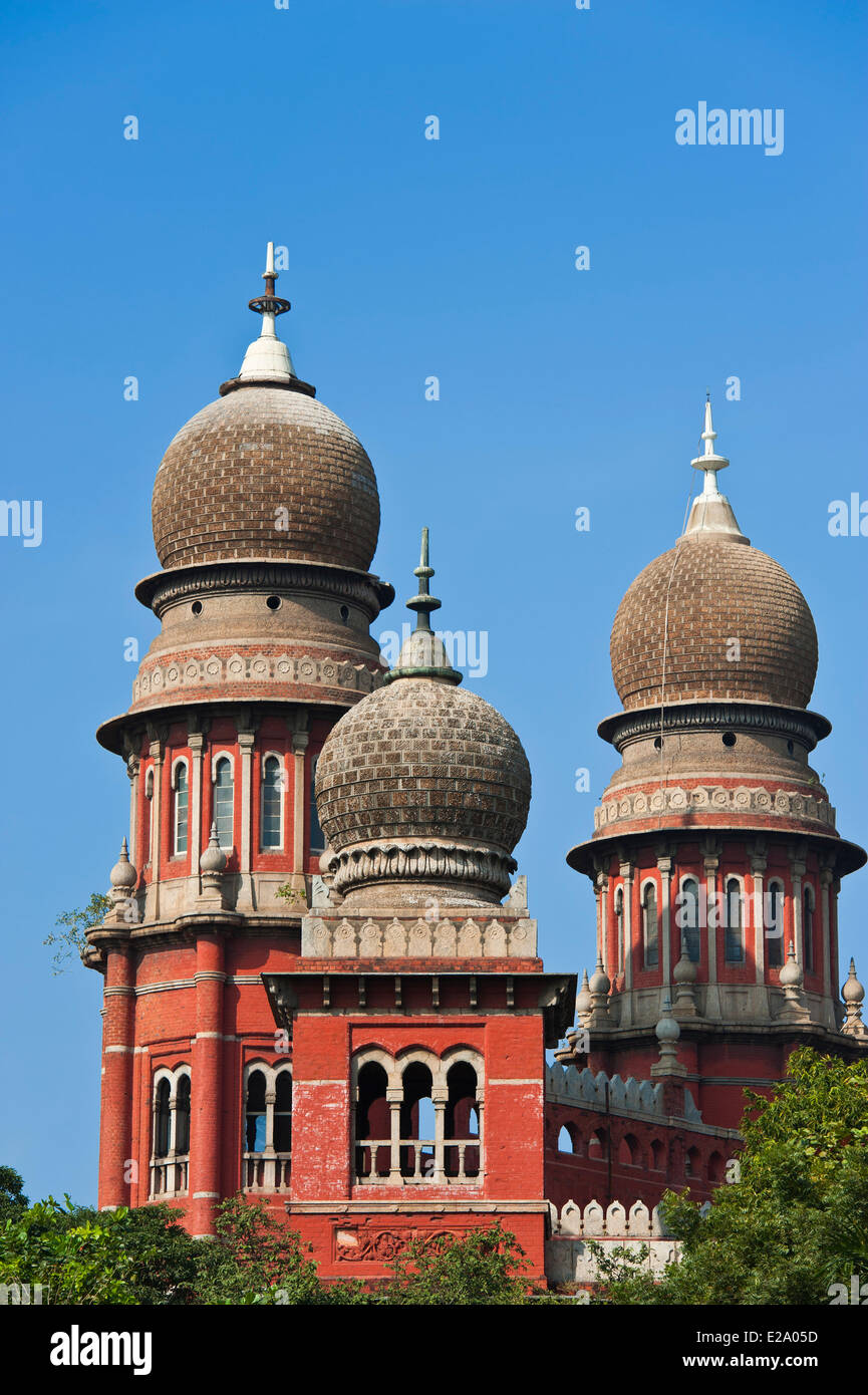 India tamil nadu state chennai madras the dr ambedkar india tamil nadu state chennai madras the dr ambedkar government law college with an indo islamic architecture sciox Choice Image