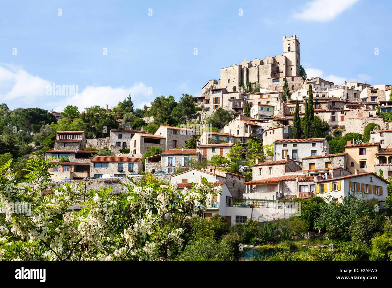 France pyrenees orientales eus labelled les plus beaux - Les plus beaux gites de france ...