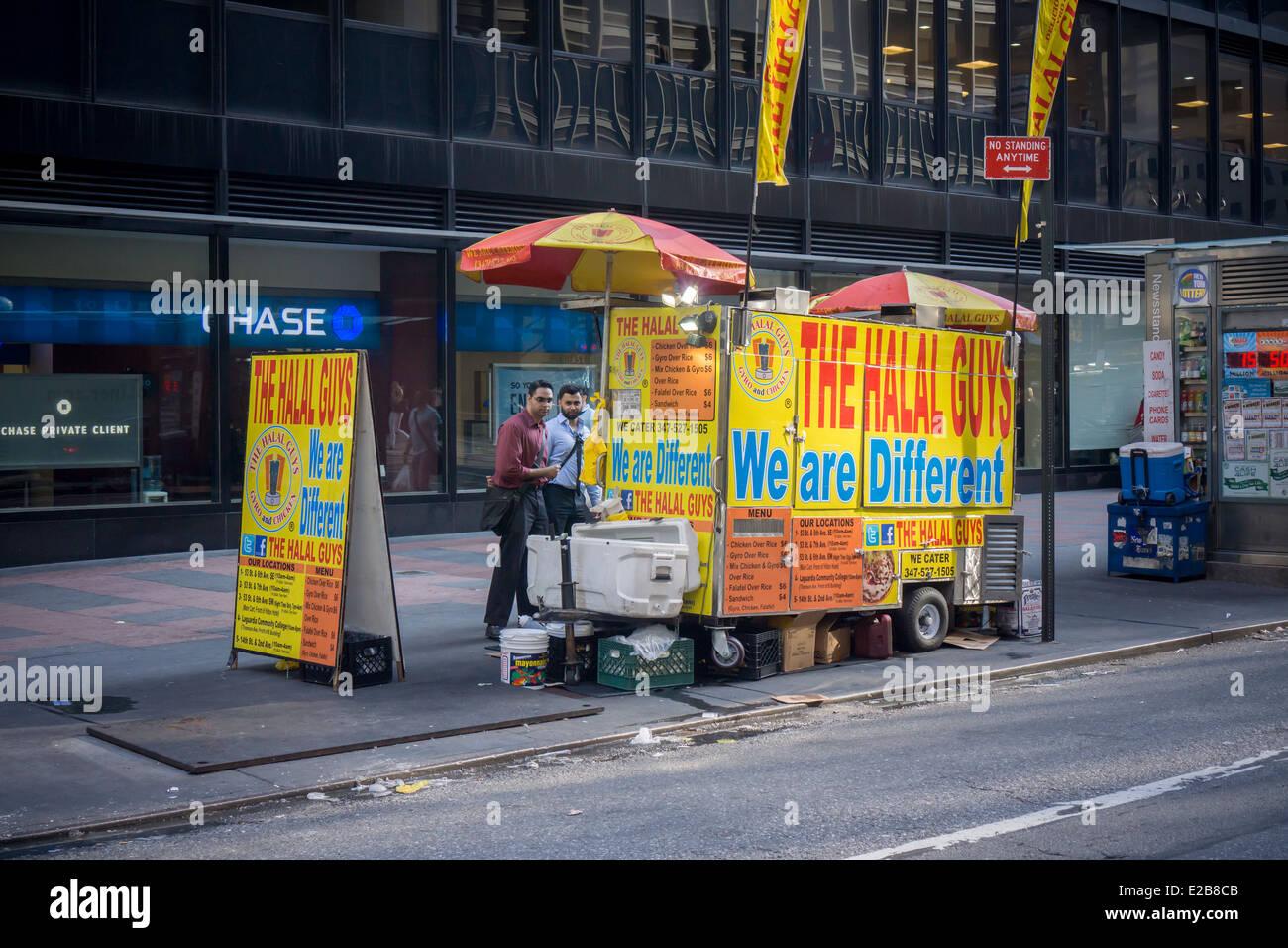 Restaurant Halal New York Manhattan