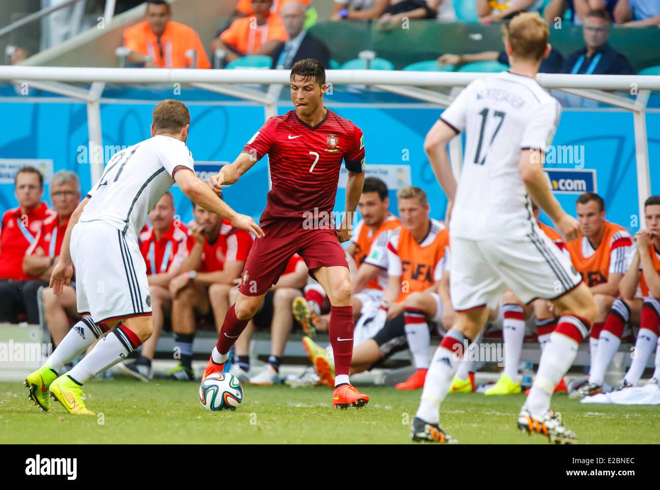 Deutschland Fussball 2014