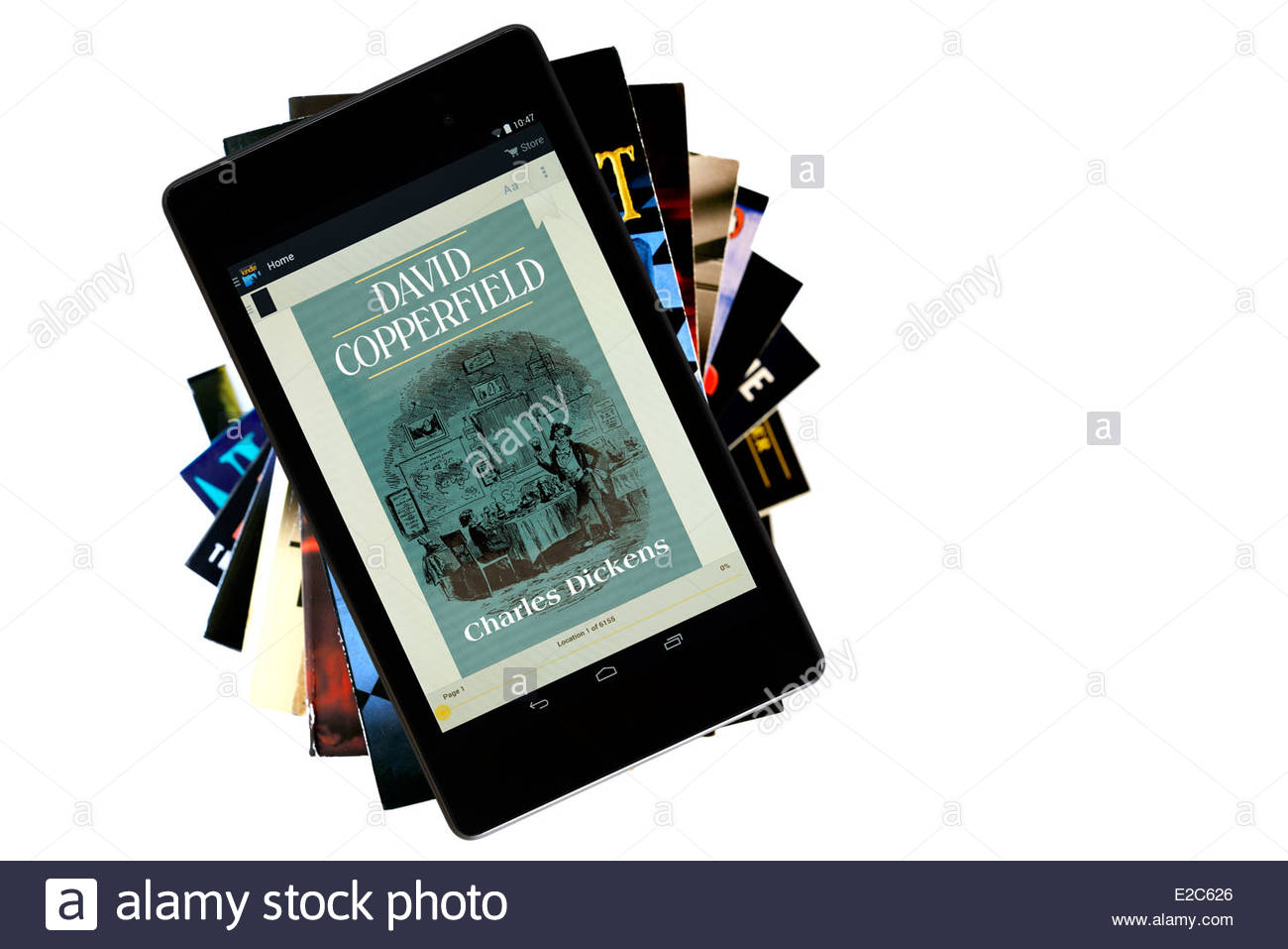charles dickens novel david copperfield digital book cover on pc charles dickens novel david copperfield digital book cover on pc tablet england