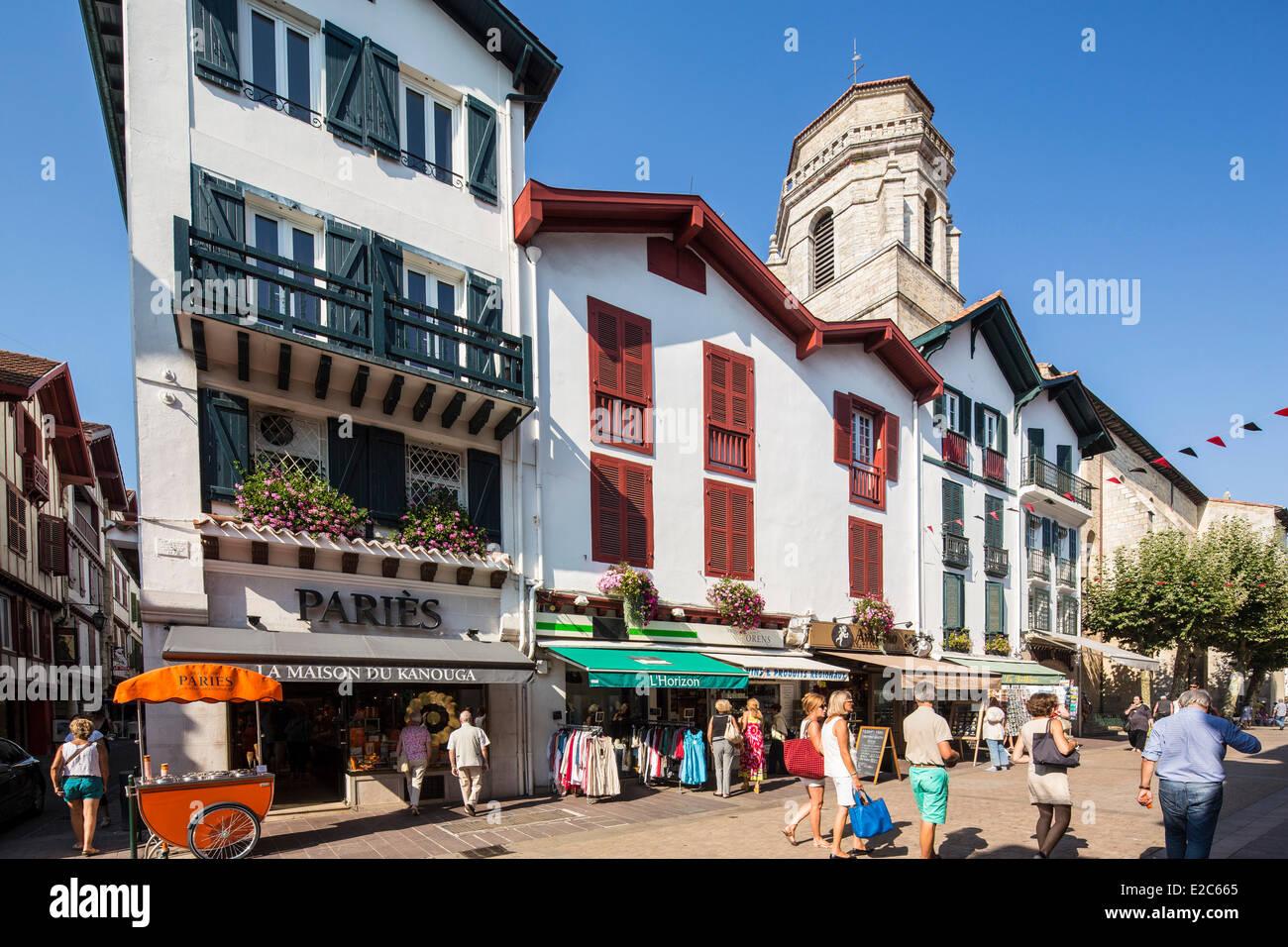 Location Vacances Saint Jean De Luz Centre Ville