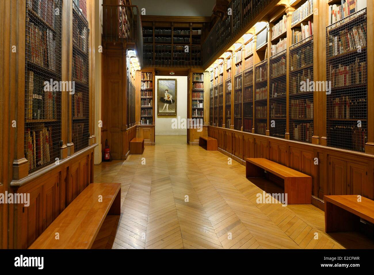 france paris bibliotheque musee de l 39 opera national de paris is a stock photo royalty free. Black Bedroom Furniture Sets. Home Design Ideas
