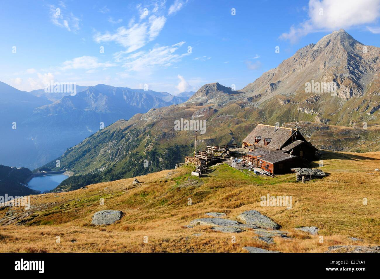 France savoie haute maurienne valley aussois the refuge of for Haute maurienne