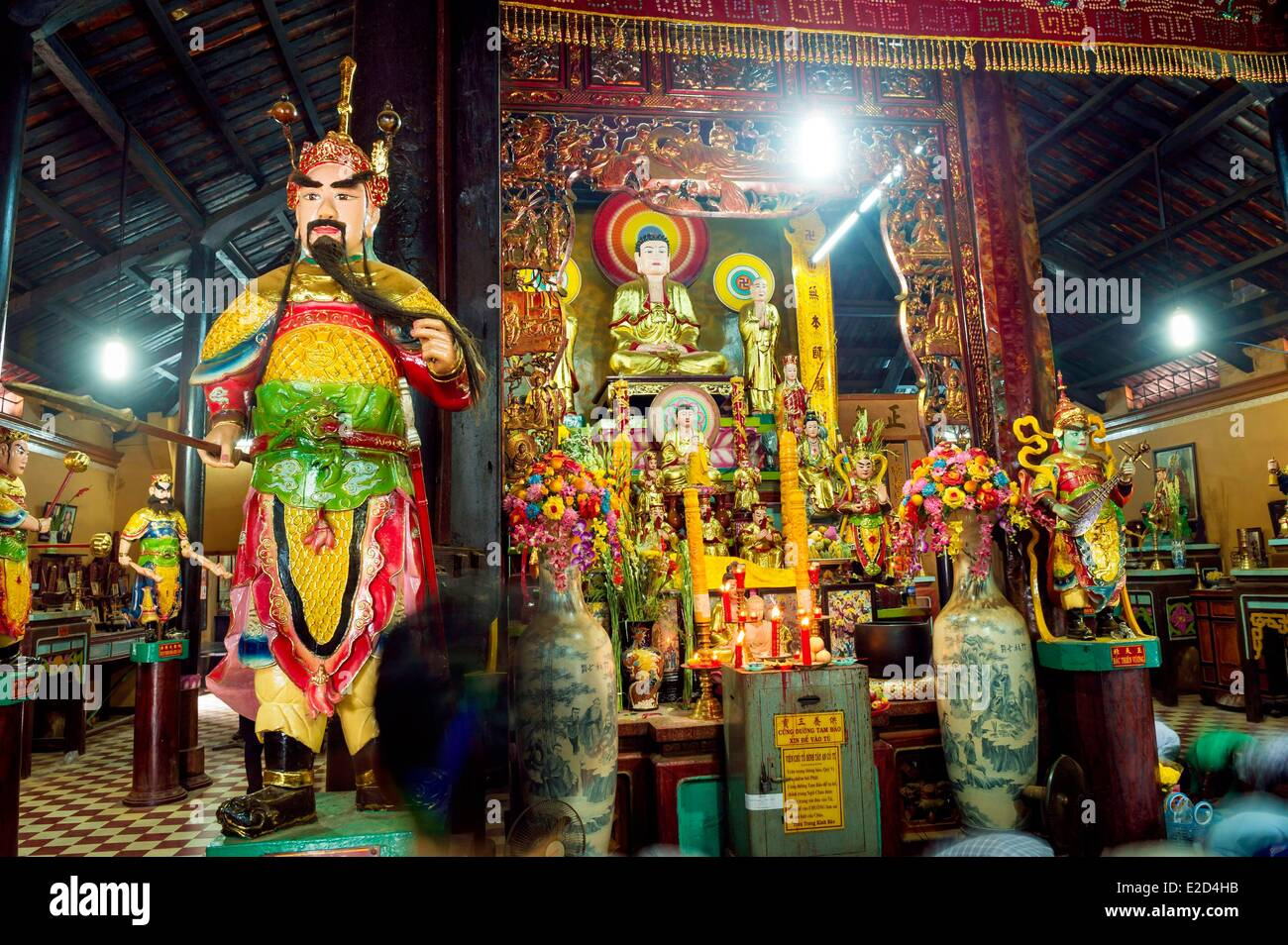 Chau Doc (An Giang) Vietnam  city pictures gallery : Vietnam An Giang Province Mekong Delta Region Chau Doc Prayer In Tay ...