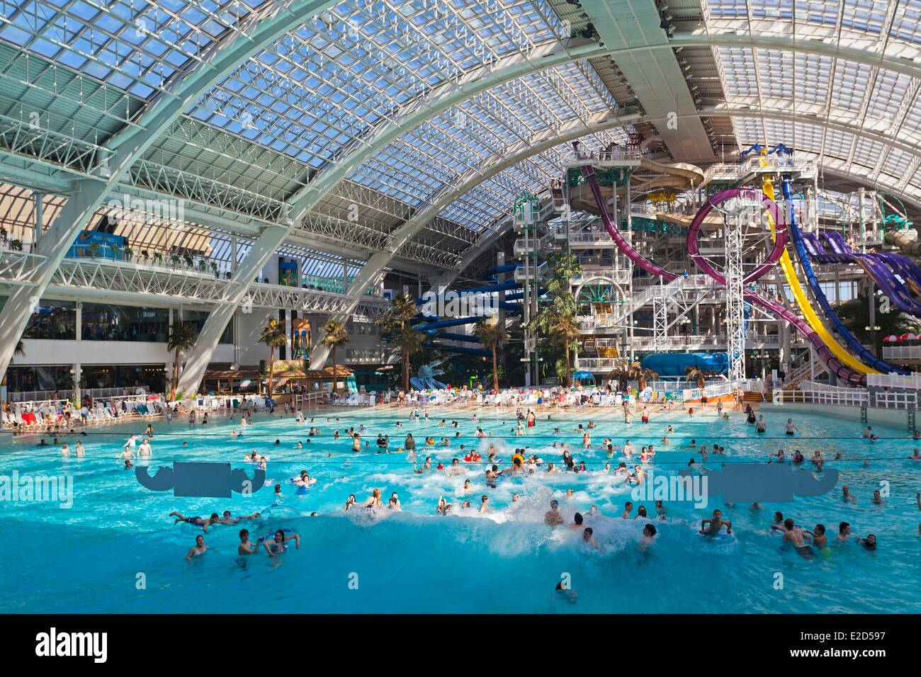 Biggest Indoor Swimming Pool In The World The Image Kid Has It