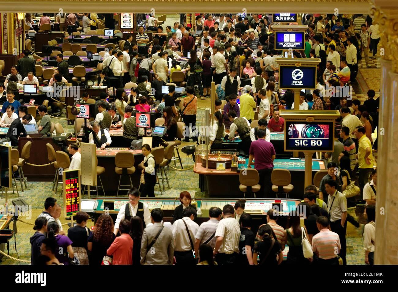Venitien casino stock ticker riveria hotel & casino