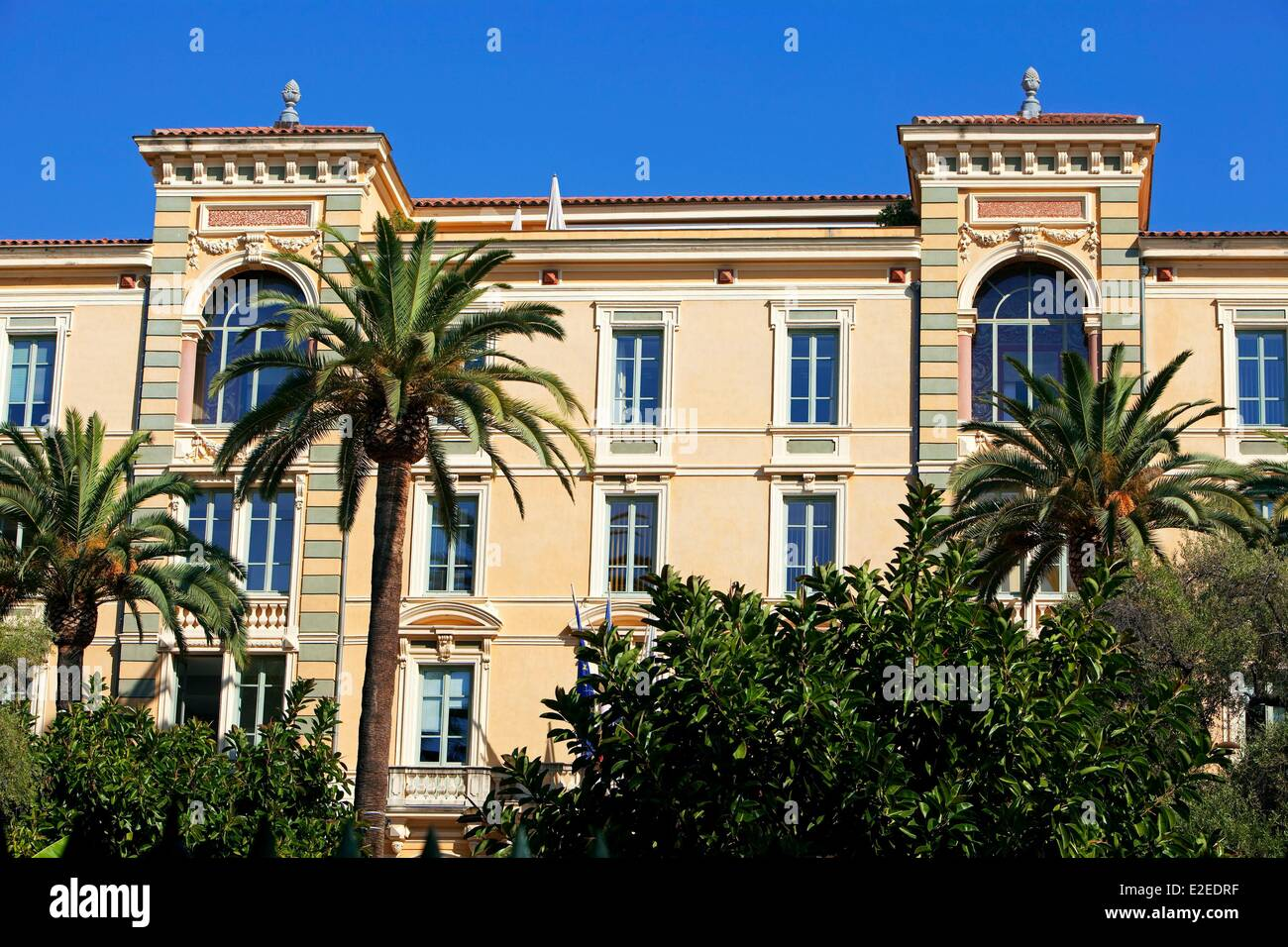 France corse du sud ajaccio the seat of the general for Hotel design sud france