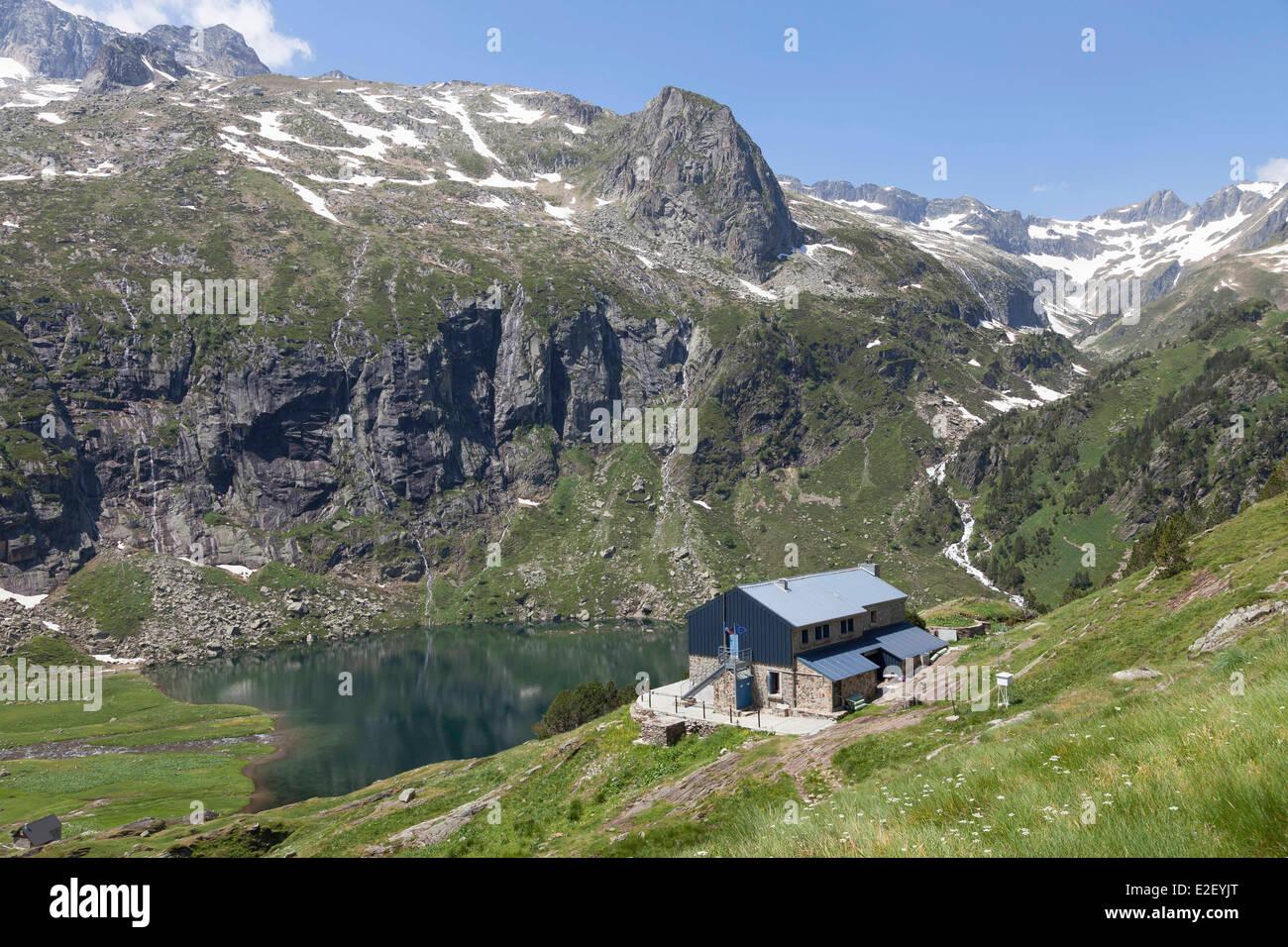 France haute garonne oo oo valley espingo mountain hut for Haute garonne