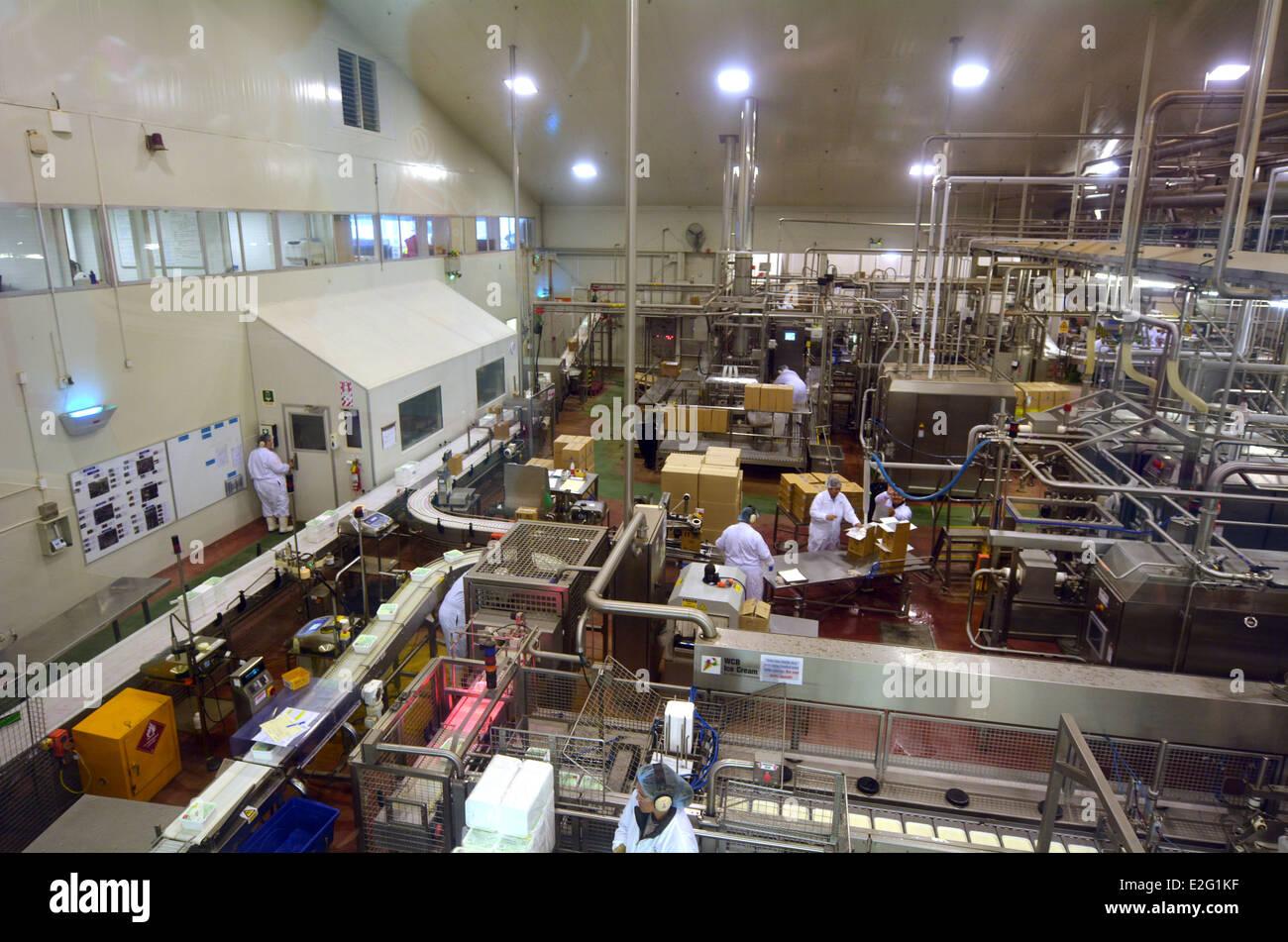Fonterra Factory Tour
