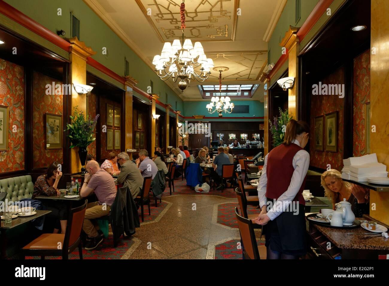 Richoux Restaurant London