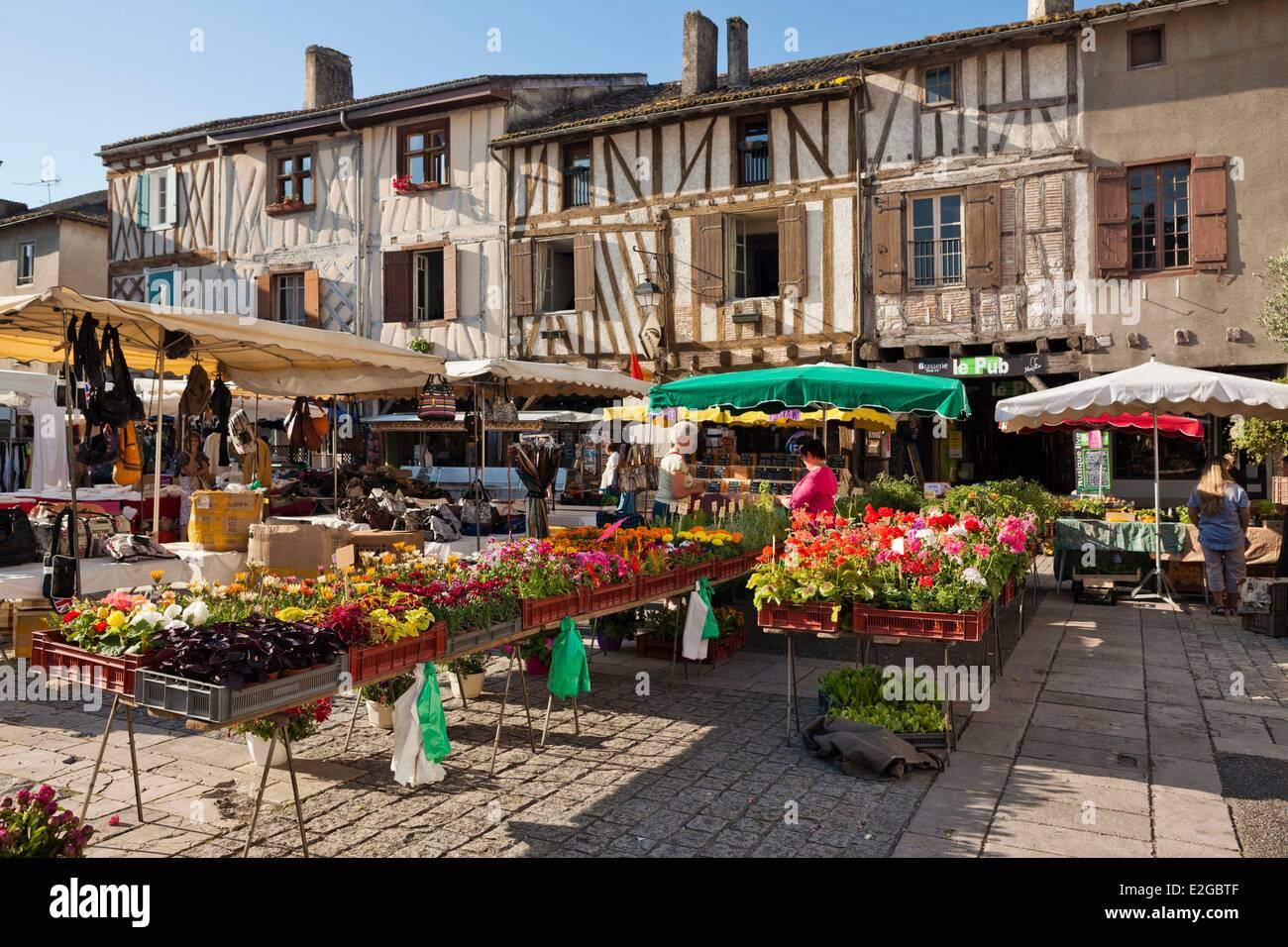 Image result for images of market in Eymet