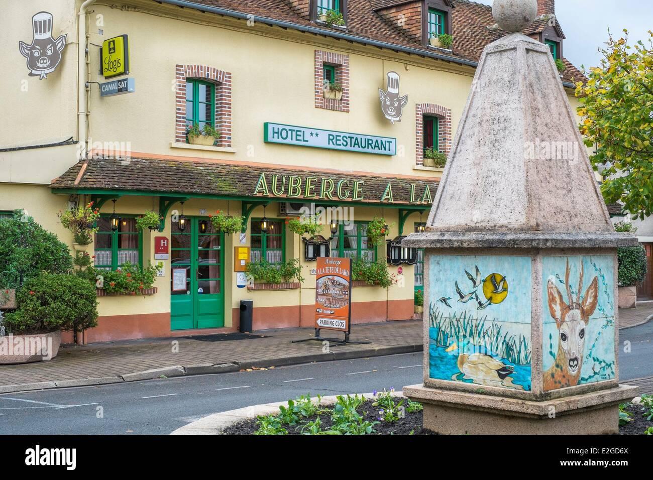France loiret sologne region la ferte imbault the for Region loiret