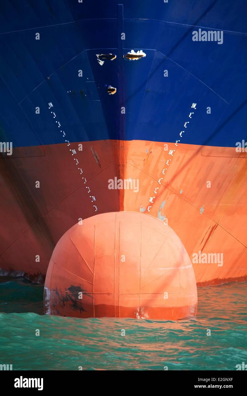 France bouches du rhone fos sur mer grand port maritime de for Chambre de commerce bouches du rhone