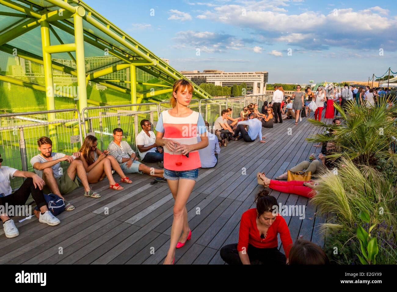 France paris quai d 39 austerlitz cite de la mode et du for Maison de la mode et du design paris